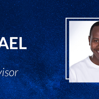 Meet: John Michael Koffi